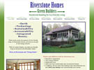 Riverstone Homes home page